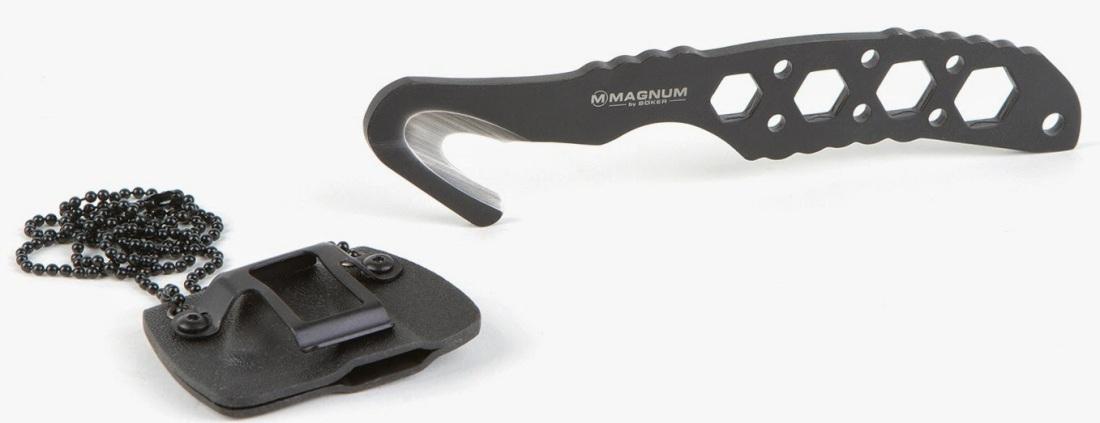 Cutter-Böker-Magnum-Strap-Cutter_mitScheide