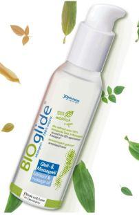 bioglide-gel und Massageöl