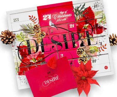 desire adventkalender